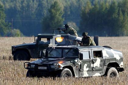 Белорусские военные прибыли в Китай для участия в «Суворовском натиске»