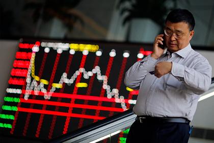 Китай перечеркнул блестящий рост собственных компаний