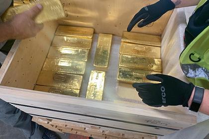 Центробанки по всему миру закупились золотом