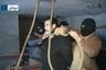 Бывшего президента Ирака Саддама Хусейна казнили в Ираке 30 декабря 2006 года путем повешения. Его правительство пало за три года до этого — США и Великобритания обвинили иракского лидера в производстве оружия массового уничтожения и ввели войска в страну. Хотя сначала Саддаму Хусейну удалось бежать, его быстро нашли и передали иракским властям.   Суд обвинил политика в нападении на Кувейт в ходе войны 1990 года, подавлении курдского и шиитского восстаний и геноциде курдов, а также в газовой атаке на иракский город и тысяче убийств.  Позднее СМИ писали, что перед тем, как идти на эшафот, иракский лидер сказал: «Бог велик. Исламская община победит, и Палестина — арабская территория». Присутствующие на казни только осыпали политика ругательствами и скандировали «Долой диктатуру!» и «Отправляйся в ад!».