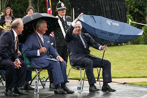 Принц Чарльз и Борис Джонсон