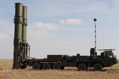 Россия получит десять первых С-500
