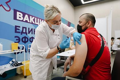 В «Векторе» сообщили о 26 миллионах привитых россиян
