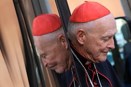 В США бывшего кардинала обвинили в изнасиловании подростка