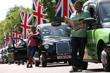 Британские автомобилисты проиграли пешеходам