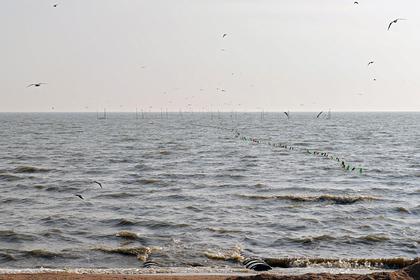 Воду для Крыма начали добывать под Азовским морем