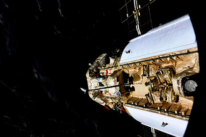 Объяснено включение двигателей после пристыковки модуля «Наука» к МКС