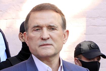 Украинский суд продлил домашний арест Медведчуку