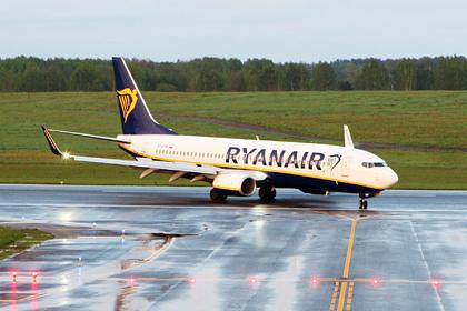 В Латвии завели уголовное дело из-за посадки самолета Ryanair в Минске