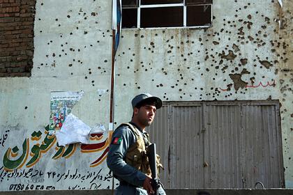 Неизвестные напали на миссию ООН в Афганистане