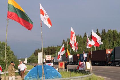 В Литве назвали условие отказа от новых санкций против Белоруссии