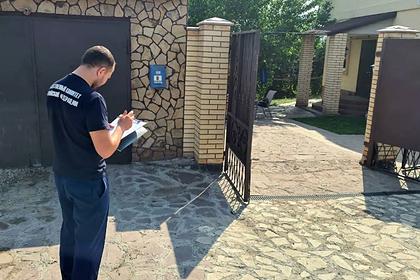 Появилось видео с места убийства школьницы в Самарской области