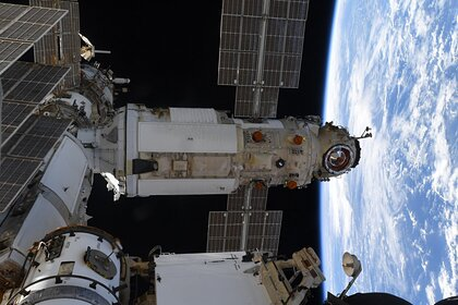 На МКС раскрыли подробности адаптации модуля «Наука» к станции