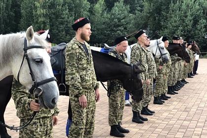В российском городе учредили казачий патруль