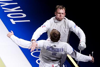 Российские рапиристы гарантировали себе медали на Олимпиаде