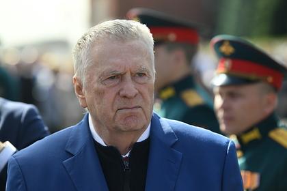 Жириновский признался в плохих отношениях с Путиным