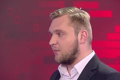 Белорусский телеведущий обратился к Тихановской и назвал ее «жалким чучелом»