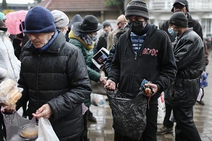 В Госдуме предложили гарантировать прожиточный минимум бомжам