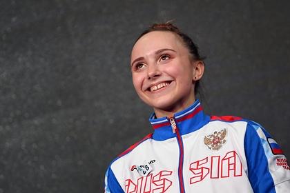 20-летняя российская гимнастка выиграла серебро Олимпиады в Токио