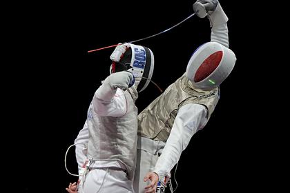 Российские рапиристы завоевали серебряные медали Игр в Токио