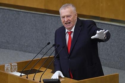 Жириновский упрекнул МИД Азербайджана в незнании принципа свободы слова