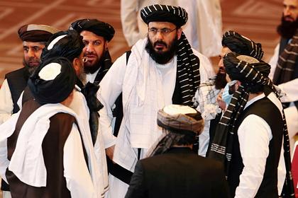 Представители Германии провели тайную встречу с талибами