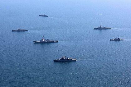 Оценена вероятность боевого столкновения США и России в море