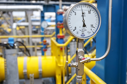 «Газпром» сократил закачку газа в крупнейшие хранилища Европы