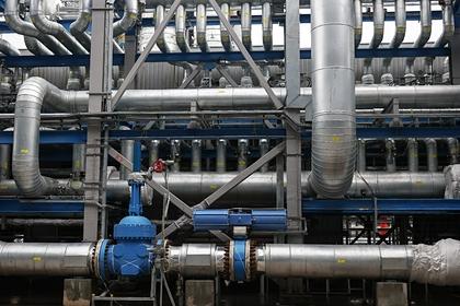 «Газпром» сократил транзит газа в крупнейшие подземные хранилища в Европе
