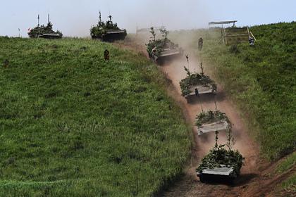 Россия увеличила воинский контингент на учениях на границе с Афганистаном
