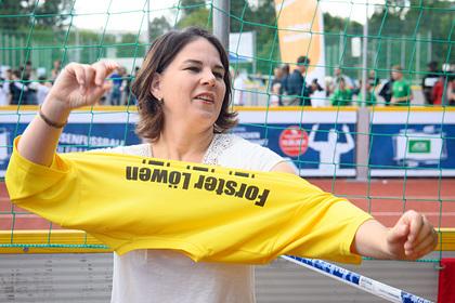 Кандидат в канцлеры ФРГ позаботится о гендерной нейтральности немецкого языка