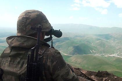 Азербайджан сообщил о перестрелке с Арменией на границе