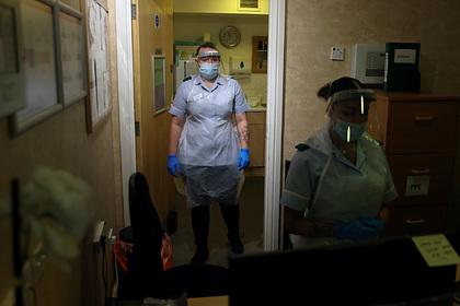 В Великобритании найдены планы по отказу в медпомощи пожилым на случай пандемии