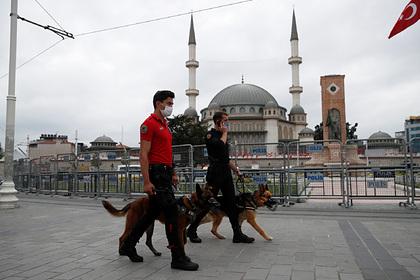 Россия попросила Турцию помочь в розыске пропавшего туриста