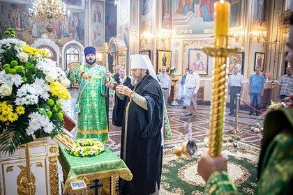 В столицу Удмуртии привезли частицу мощей Серафима Саровского