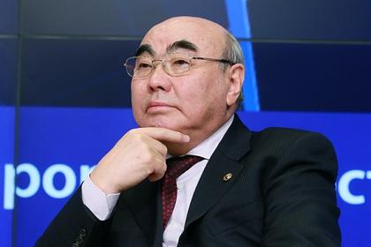 Объявленный в розыск бывший президент Киргизии доставлен в Бишкек