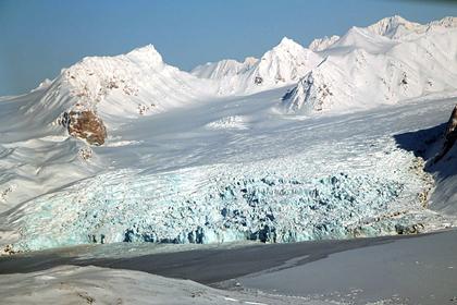 Тепловая волна вызвала масштабное таяние льда в Гренландии