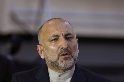 Глава МИД Афганистана оценил обострение ситуации фразой «это не гражданская война»