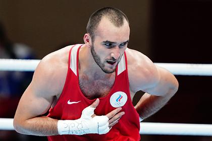 Российский боксер призвал дисквалифицировать работающего на Олимпиаде судью