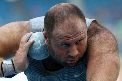 Грузинского толкателя ядра отстранили от Олимпиады из-за допинга
