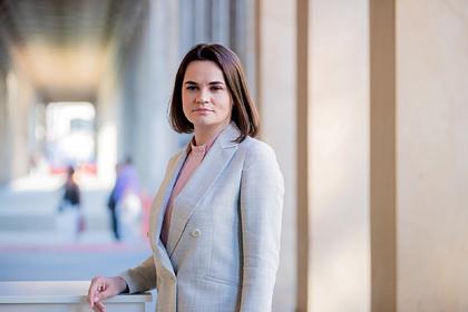 Тихановская рассказала о постоянном давлении на белорусских спортсменов