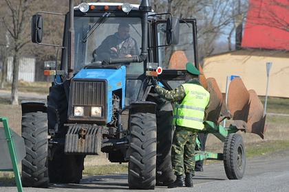 Белорусских пограничников уличили в помощи стремящимся в Литву мигрантам