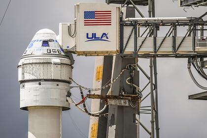 «Роскосмос» назвал некрасивым перенос запуска Starliner к МКС