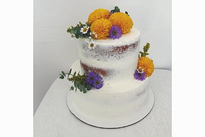 Торт бренда Posies & Sugar