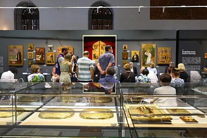 В Нижнем Новгороде открылась масштабная выставка сакрального искусства