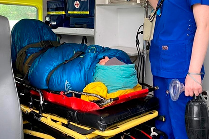В Кабардино-Балкарии под камнепадом погиб турист