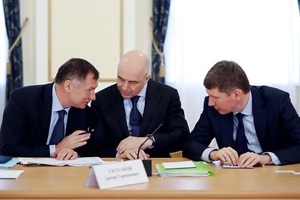 Российские власти поспорили из-за роста экономики