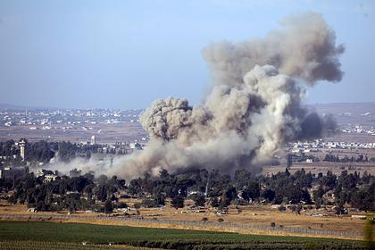 В Сирии взорвался автобус с военнослужащими