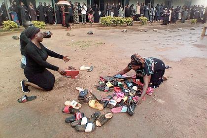 В Нигерии боевики потребовали выкуп за 80 похищенных детей