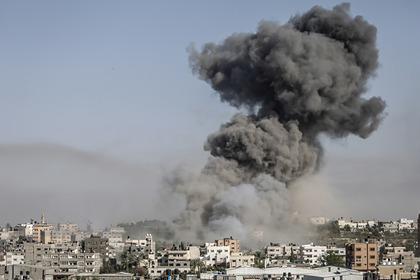 Израиль ответил на ракетный обстрел с территории Ливана